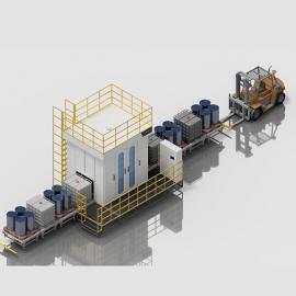 200KG桶装自动线
