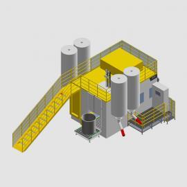 PL-1420配料系统 全自动配料系统 全自动计量配料 高精度配料机