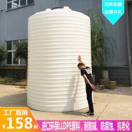 加厚塑料水塔 pe水箱一个 加厚塑料水塔