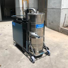 车间吸油污吸尘器上下桶可移动工业吸尘器 HC7-100L