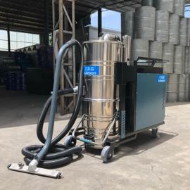 机床配套吸尘设备上下桶可移动工业吸尘器 HC7-100L