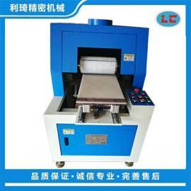 饰品平面抛光拉丝机 金属自动抛光机LC-ZP603