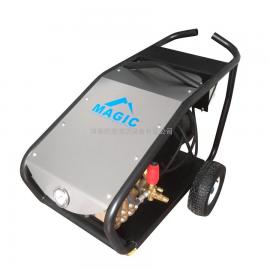 铁路轨道除锈高压清洗机-迈极MO50/22除锈除漆高压水枪