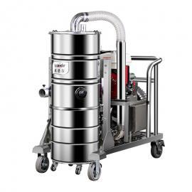 户外用汽油机吸尘器汽油柴油驱动吸尘器高速沟道清理用