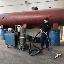 吸金属屑用的吸尘器上下桶可移动工业吸尘器 HC7-100L