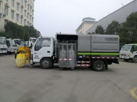 多功能隔离栏清洗车供应商