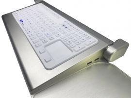 中国区代理 GETT 工业键盘 嵌入式键盘 PAL-u10220