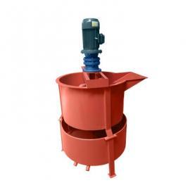 JW350立式搅拌机水泥浆双层搅拌桶