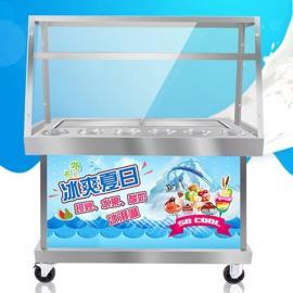 炒酸奶机器报价,商用酸奶机,酸奶机器报价