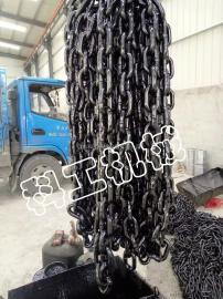 煤矿用25MnV材质热处理22*86矿C级高强度圆环链