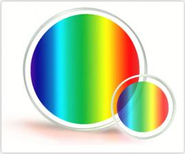超高衍射效率全息光栅-(高灵敏度光谱仪用)