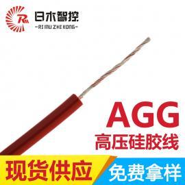 烟气采样管 铁氟龙高温线 日木线缆AGG-4平方高温电缆