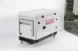 野外使用6千瓦柴油发电机静音式