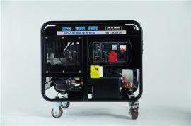 300A柴油发电电焊机B-300TSI