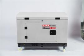 房地产备用15kw柴油发电机图片