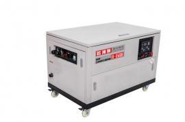 小体积15kw汽油发电机机房备用