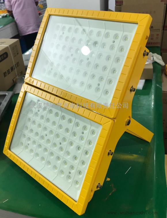 500WLED防爆照明灯 500WLED防爆投光灯 LED防爆射灯500W
