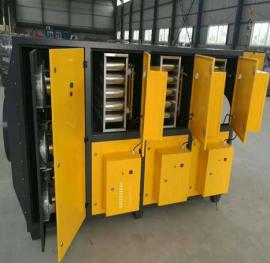 工业高效油烟油雾净化器 新型低温等离子废气净化设备