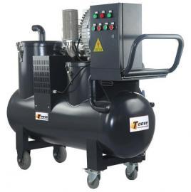 拓威克工业吸油机TK410PDO 回收切削液固液分离工业吸尘器