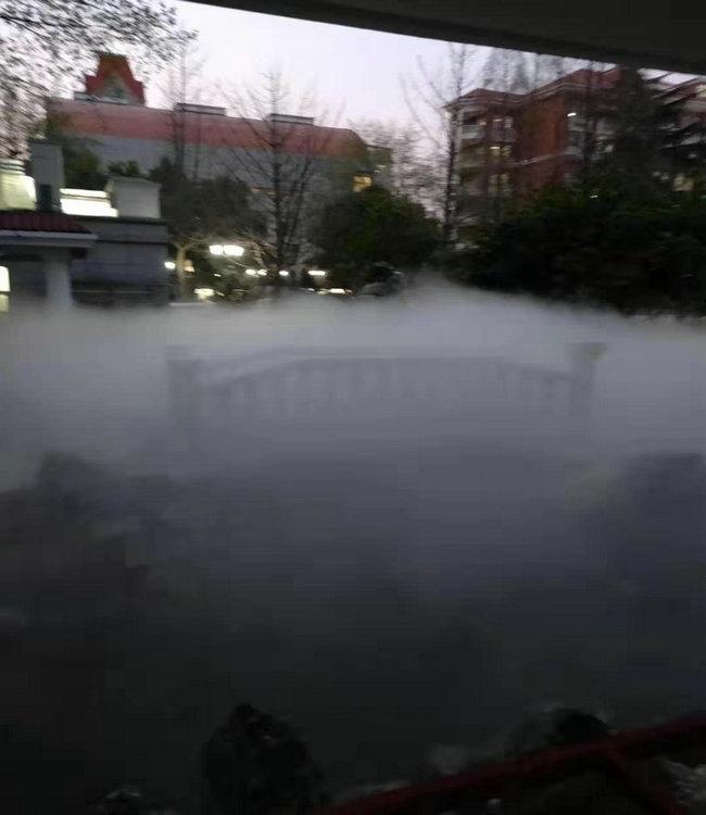 景区喷雾降温工程品牌
