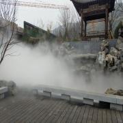 高压造雾设备促进身心健康