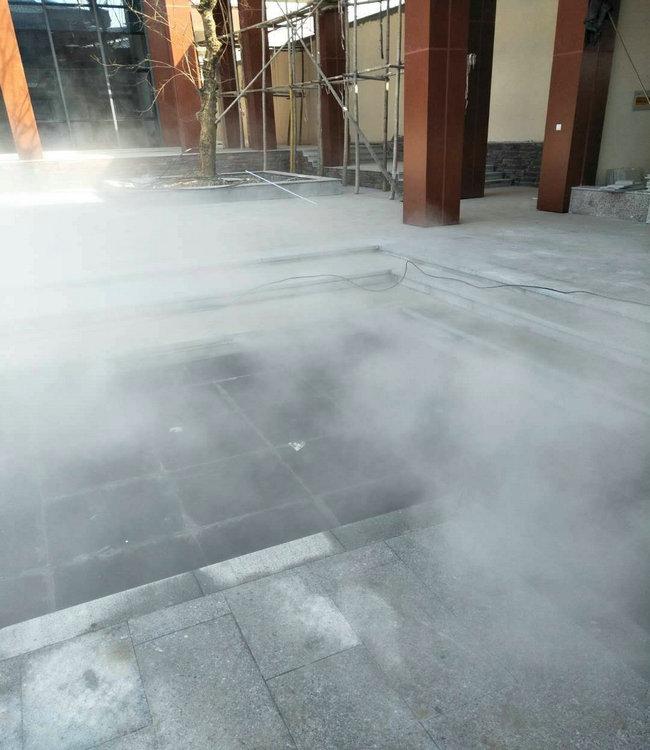 高压冷雾设备免费方案设计
