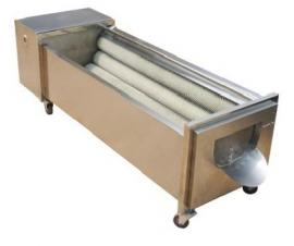 冠通机械GT-1000型土豆芋头毛辊清洗