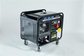 400A小型风冷发电电焊一体机
