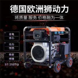190a柴油发电电焊机