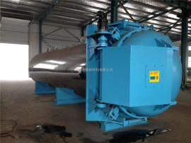 动物无害化设备鑫泰高温高压灭菌罐-2吨湿化机