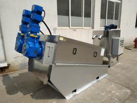 鼎越叠螺机污泥压滤机移动污泥脱水机制药厂