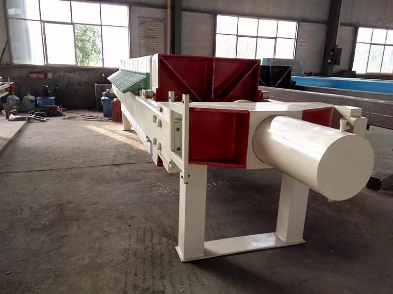 污水处理板框压滤机,工业废水处理板框压滤机