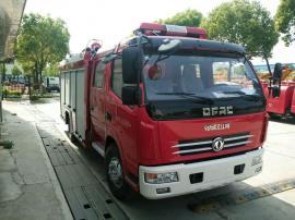 JDF5102GXFSG40东风4吨水罐消防车
