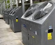 格力空气能热水器温室大棚空气能采暖