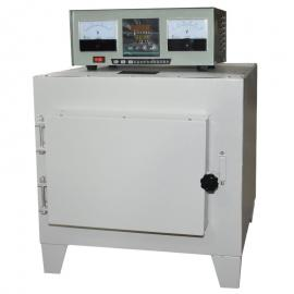沪粤明 SX2-5-12A智能数显箱式电阻炉 大功率实验室马弗炉