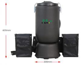 肩背式吸尘器HS-12JD吸粉尘杂质用吸尘器