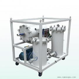 BT4或CT4防爆型三级精密过滤润滑液压油手推滤油机,可滤柴油