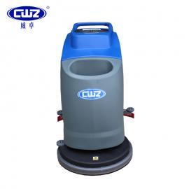 威卓地下��飙h氧地坪用清洗�C 威卓手推式洗地�CX2b