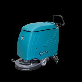 洁驰电瓶式洗地机BA530BT商场医院用手推式刷地机