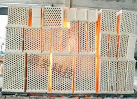 源发科技直供挡板砖 刚玉莫来石质挡火砖 耐高温 抗压强耐火砖