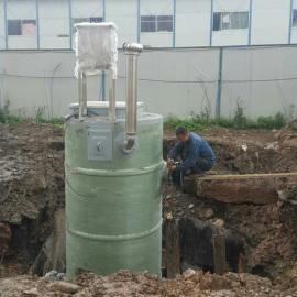 生活污水一�w化泵站