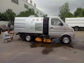 长安1.5立方小型扫路车配置报价