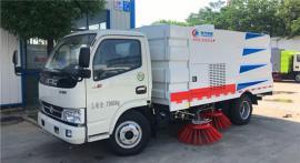 东风小多利卡(1.5立方水4立方尘)扫路车——热销车型