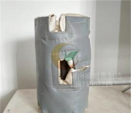 阀门保温衣 蒸汽阀门保温衣 可拆卸截止阀保温套 保温夹套