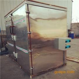 智能控温控时醒蒸一体不锈钢蒸箱好用吗 5070双门包子馒头蒸房
