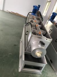 鼎越环保污泥浓缩机工业机械养殖厂污泥处理