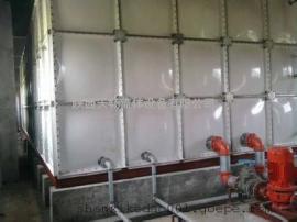 装配式玻璃钢消防水箱介绍