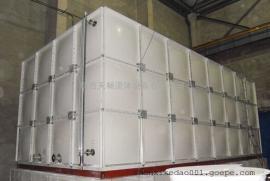 玻璃钢消防水箱的三种供水方式
