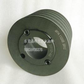复盛螺杆空压机皮带轮XPB齿式三角皮带轮锥套 优价