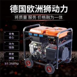 190A移动式柴油发电电焊机